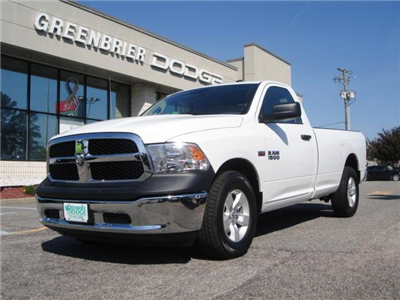 2018 Ram 1500 Regular Cab, Pickup #D18055 - photo 1