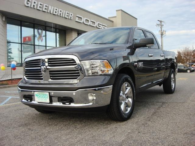 2018 Ram 1500 Crew Cab 4x4 Pickup #D18097 - photo 1