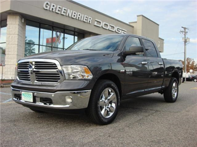 2018 Ram 1500 Crew Cab 4x4 Pickup #D18097 - photo 3