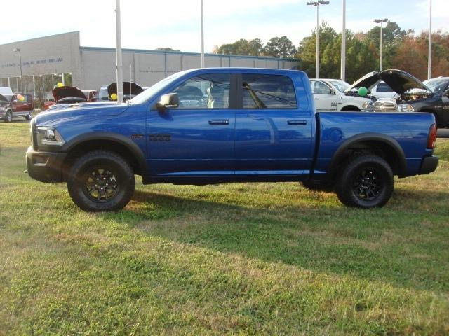 2018 Ram 1500 Crew Cab 4x4 Pickup #D18110 - photo 23