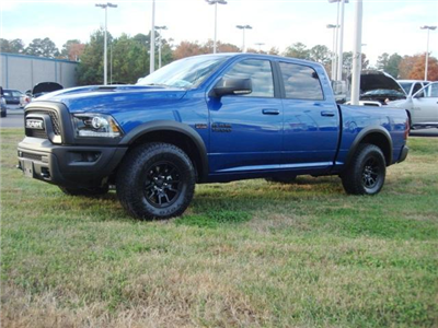 2018 Ram 1500 Crew Cab 4x4, Pickup #D18110 - photo 3