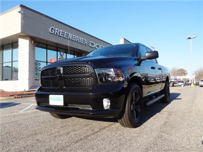 2018 Ram 1500 Quad Cab 4x4, Pickup #D18128 - photo 1