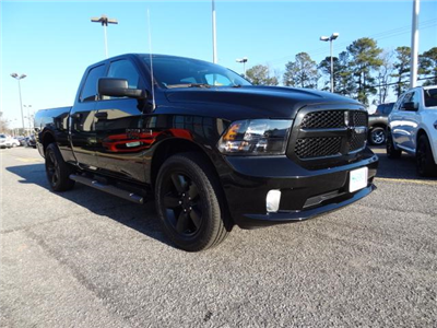 2018 Ram 1500 Quad Cab 4x4, Pickup #D18128 - photo 18
