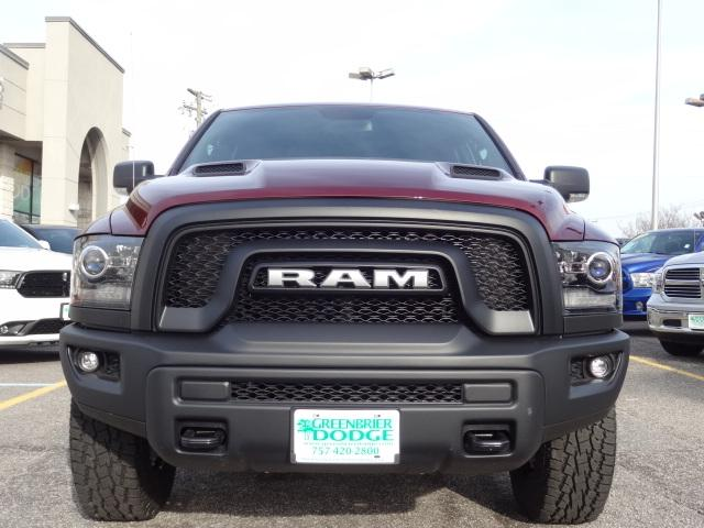 2018 Ram 1500 Crew Cab 4x4, Pickup #D18131 - photo 24
