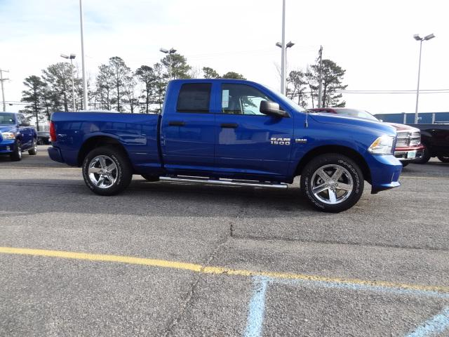 2018 Ram 1500 Quad Cab, Pickup #D18138 - photo 16