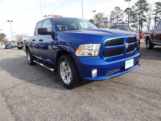 2018 Ram 1500 Quad Cab, Pickup #D18138 - photo 17