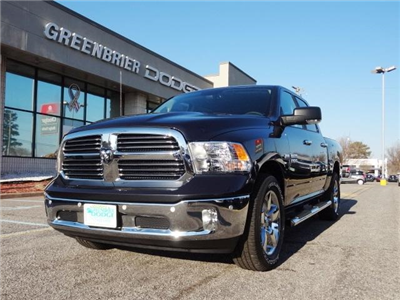 2018 Ram 1500 Crew Cab, Pickup #D18175 - photo 1