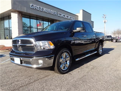 2018 Ram 1500 Crew Cab, Pickup #D18175 - photo 3