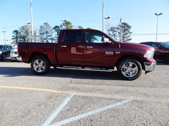 2018 Ram 1500 Crew Cab 4x4, Pickup #D18221 - photo 18