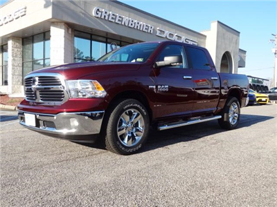 2018 Ram 1500 Crew Cab 4x4, Pickup #D18221 - photo 3
