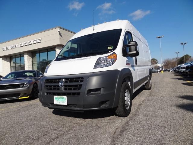 2018 ProMaster 2500 High Roof, Cargo Van #D18241 - photo 1