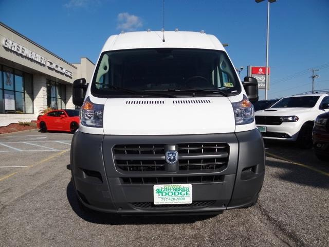 2018 ProMaster 2500 High Roof, Cargo Van #D18241 - photo 7
