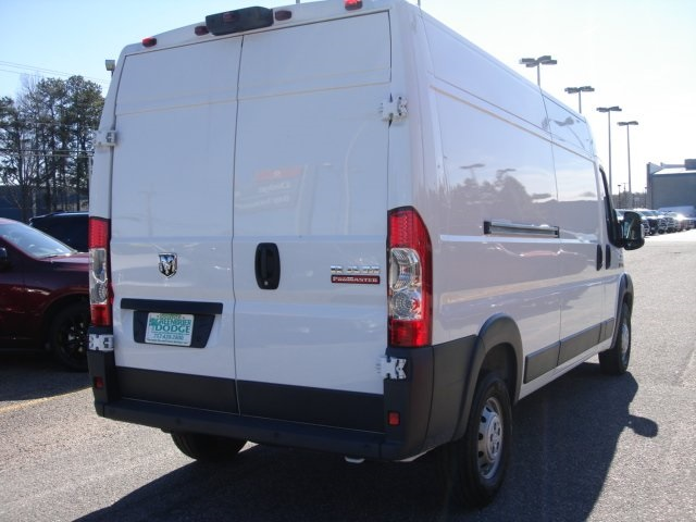 2018 ProMaster 2500 High Roof,  Empty Cargo Van #D18259 - photo 5