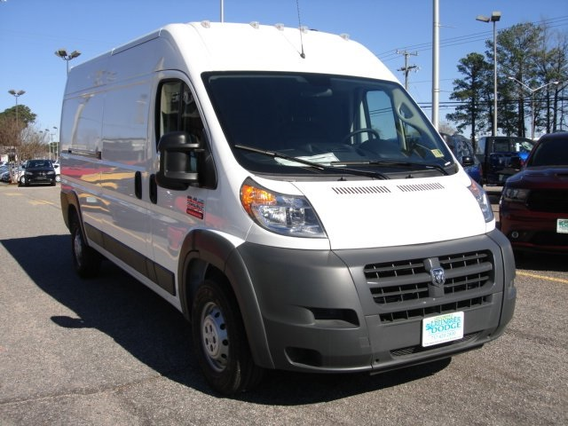 2018 ProMaster 2500 High Roof,  Empty Cargo Van #D18259 - photo 7