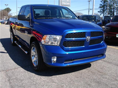 2018 Ram 1500 Quad Cab 4x4, Pickup #D18263 - photo 6