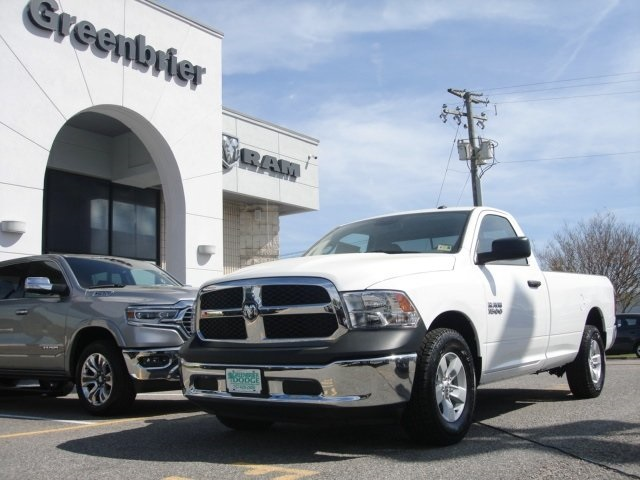2018 Ram 1500 Regular Cab 4x2,  Pickup #D18335 - photo 1