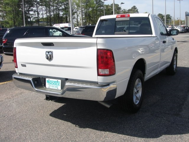 2018 Ram 1500 Regular Cab 4x2,  Pickup #D18335 - photo 4