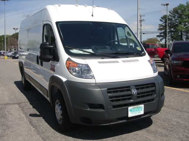 2018 ProMaster 2500 High Roof,  Empty Cargo Van #D18346 - photo 7