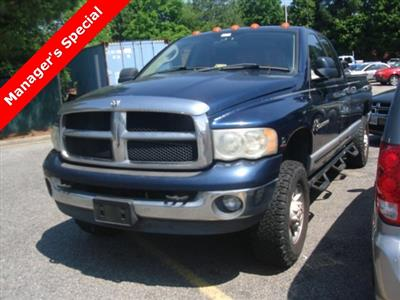 2003 Ram 3500 Quad Cab 4x4,  Pickup #D18350A - photo 1