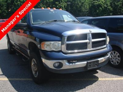 2003 Ram 3500 Quad Cab 4x4,  Pickup #D18350A - photo 3