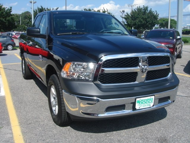 2018 Ram 1500 Quad Cab 4x4,  Pickup #D18386 - photo 6