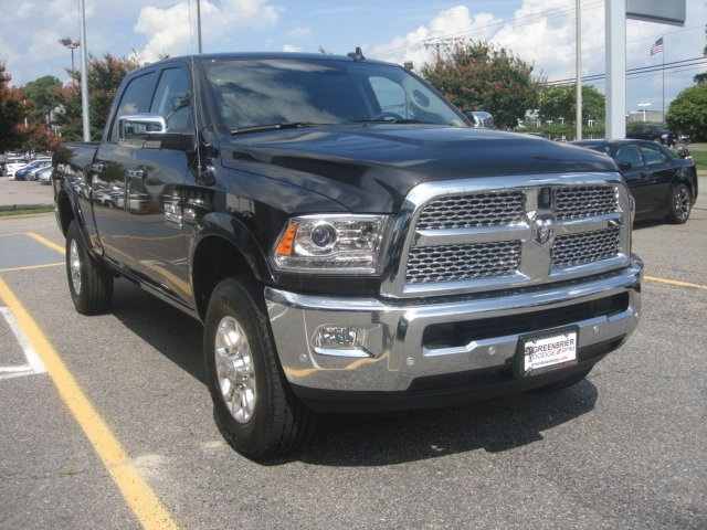 2018 Ram 2500 Crew Cab 4x4,  Pickup #D18415 - photo 6