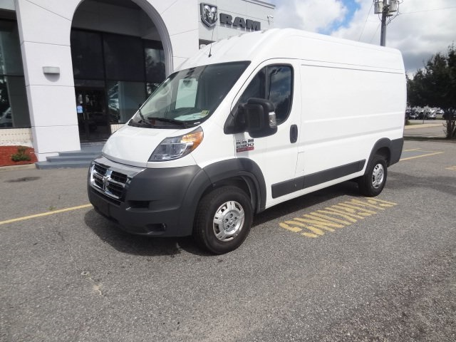 2018 ProMaster 2500 High Roof FWD,  Empty Cargo Van #D18470 - photo 4