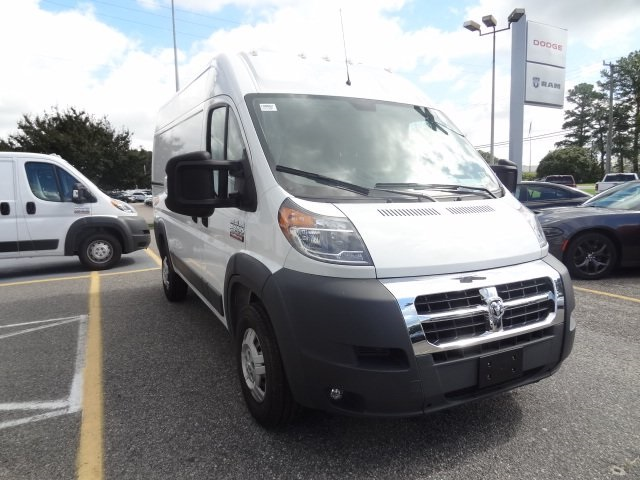 2018 ProMaster 2500 High Roof FWD,  Empty Cargo Van #D18470 - photo 7