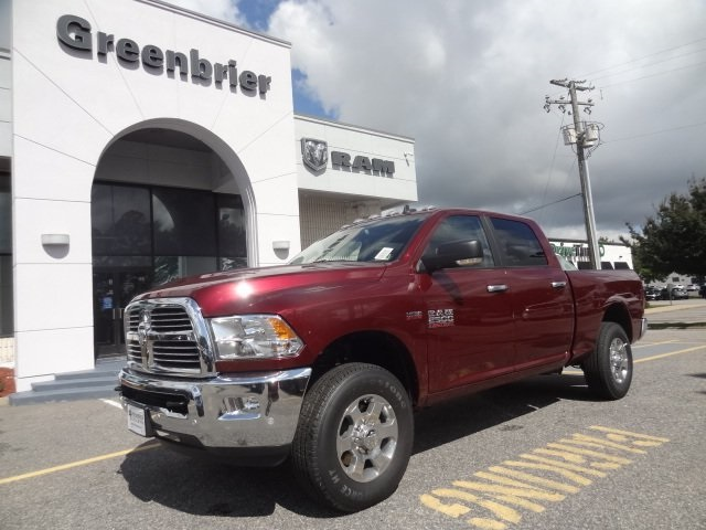 2018 Ram 2500 Crew Cab 4x4,  Pickup #D18485 - photo 1