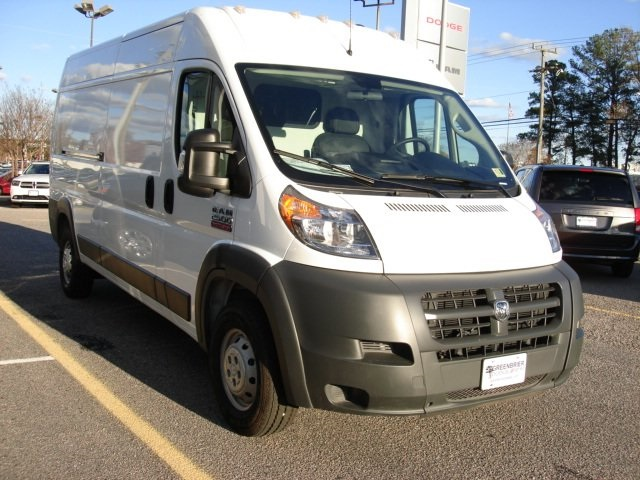2018 ProMaster 2500 High Roof FWD,  Ram Truck Equipment Upfitted Cargo Van #D18524 - photo 6