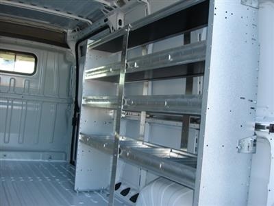 2018 ProMaster 2500 High Roof FWD,  Ram Truck Equipment Upfitted Cargo Van #D18524 - photo 10