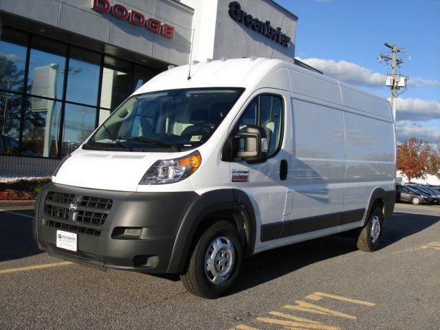 2018 ProMaster 2500 High Roof FWD,  Ram Upfitted Cargo Van #D18533 - photo 3