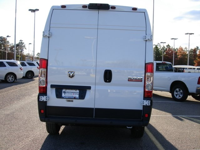 2018 ProMaster 2500 High Roof FWD,  Ram Upfitted Cargo Van #D18533 - photo 4