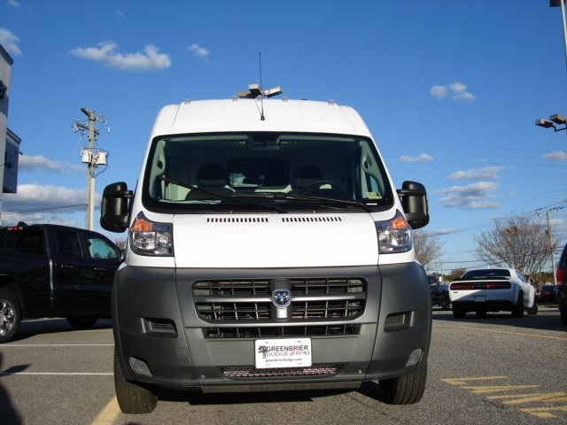 2018 ProMaster 2500 High Roof FWD,  Ram Upfitted Cargo Van #D18533 - photo 5