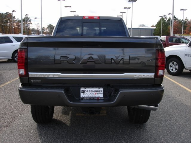 2018 Ram 2500 Mega Cab 4x4,  Pickup #D18536 - photo 2