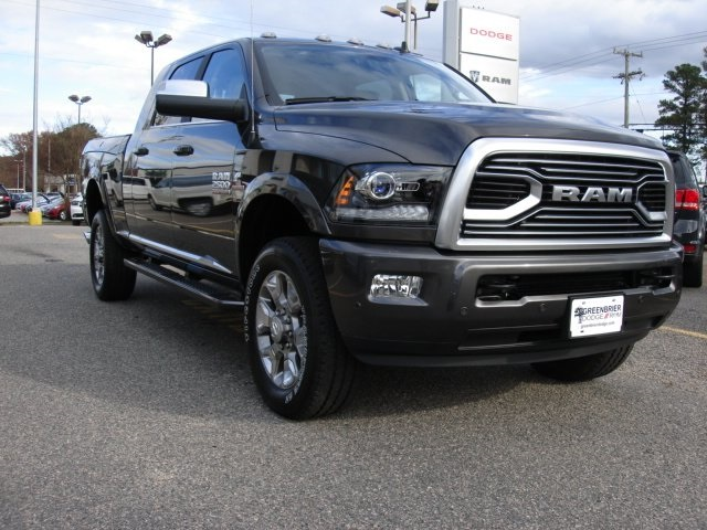 2018 Ram 2500 Mega Cab 4x4,  Pickup #D18536 - photo 5