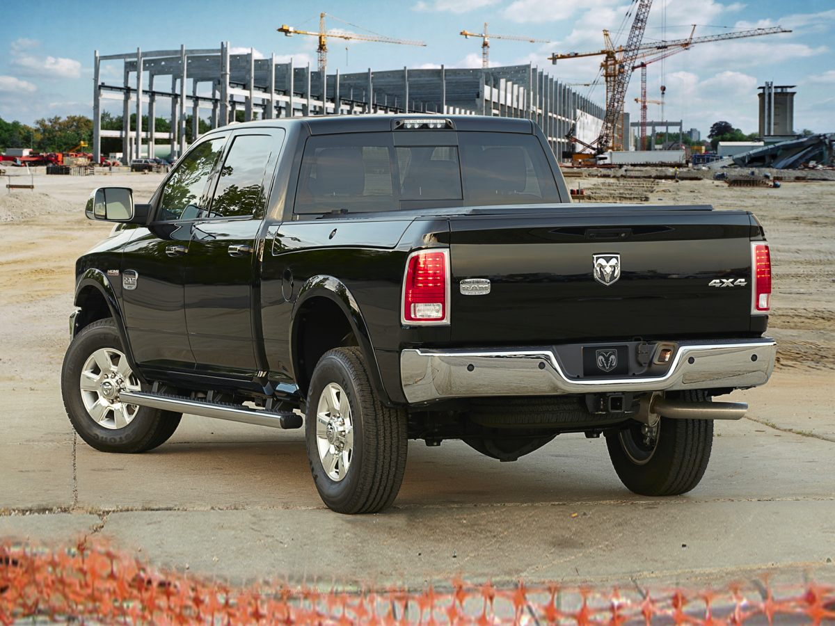 2018 Ram 2500 Crew Cab 4x4,  Pickup #D18591 - photo 1