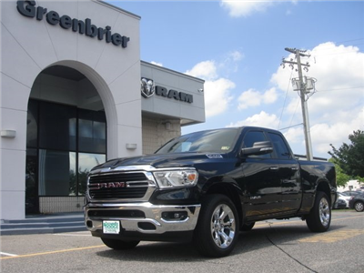 2019 Ram 1500 Quad Cab 4x4,  Pickup #D19015 - photo 1
