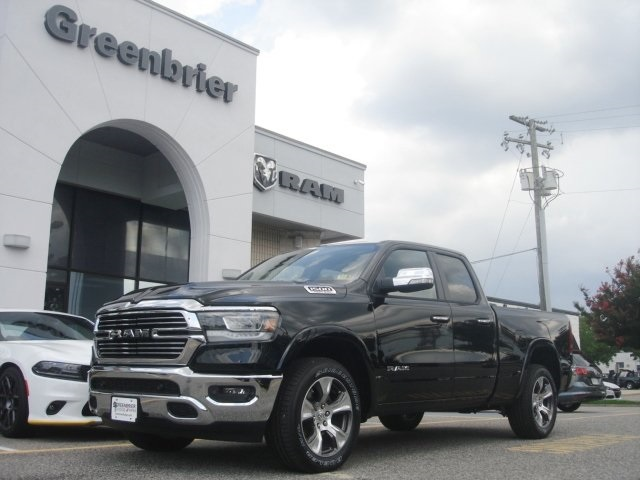 2019 Ram 1500 Quad Cab 4x4,  Pickup #D19077 - photo 1