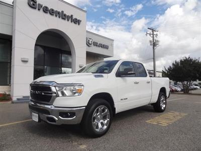 2019 Ram 1500 Quad Cab 4x4,  Pickup #D19134 - photo 1