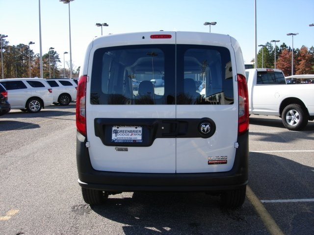 2018 ProMaster City FWD,  Empty Cargo Van #D19180 - photo 4