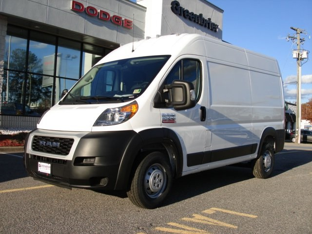2019 ProMaster 1500 High Roof FWD,  Empty Cargo Van #D19214 - photo 3