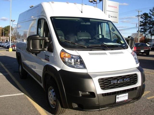 2019 ProMaster 1500 High Roof FWD,  Empty Cargo Van #D19214 - photo 5