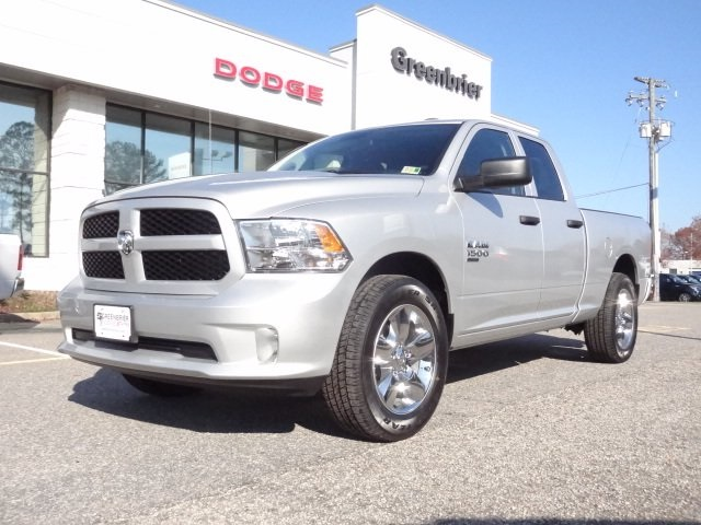 2019 Ram 1500 Quad Cab 4x2,  Pickup #D19226 - photo 2