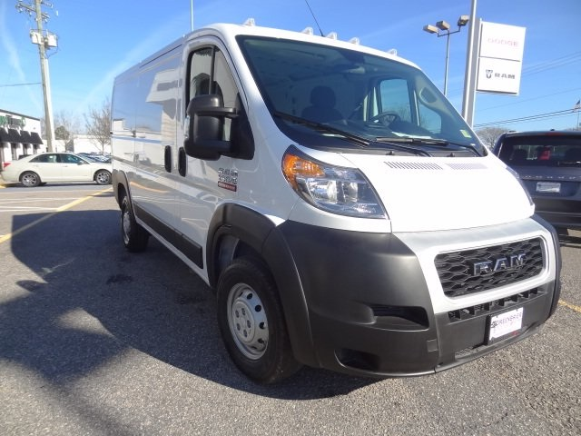 2019 ProMaster 1500 Standard Roof FWD,  Empty Cargo Van #D19335 - photo 6