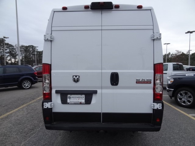 2019 ProMaster 3500 High Roof FWD,  Empty Cargo Van #D19336 - photo 4