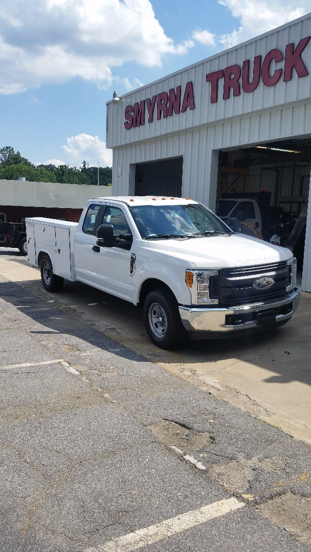 2017 F-250 Super Cab 4x2,  Reading SL Service Body #2174 - photo 1