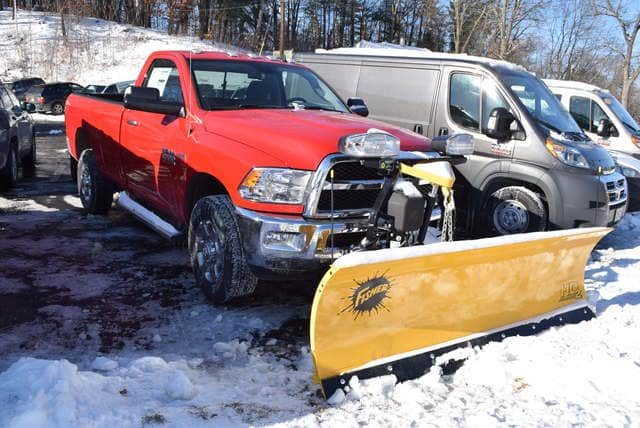 2018 Ram 2500 Regular Cab 4x4 Pickup #80058 - photo 3