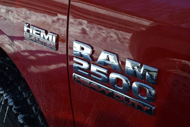 2018 Ram 2500 Regular Cab 4x4 Pickup #80058 - photo 10