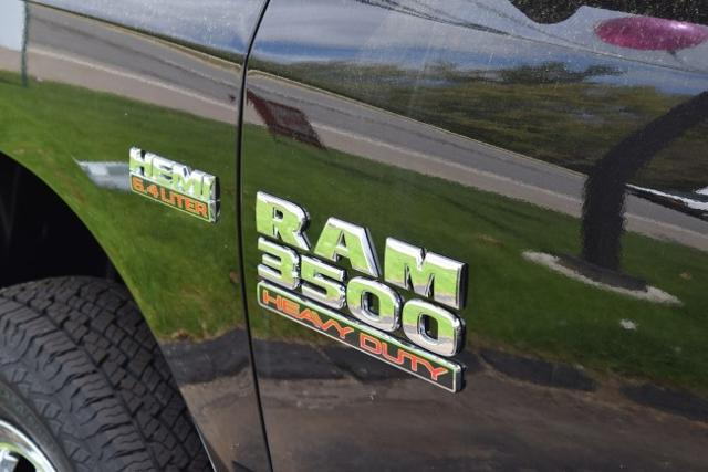 2016 Ram 3500 Regular Cab DRW 4x4, Knapheide Stake Bed #E60006 - photo 3